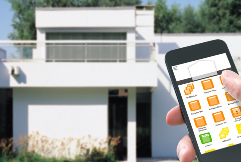 Smart Home Komfort durch innovative Technik